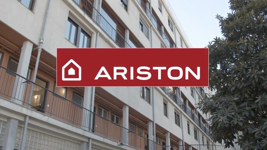 Ariston dona 17 Lydos Hybrid al proyecto social Casa Bloc de Barcelona