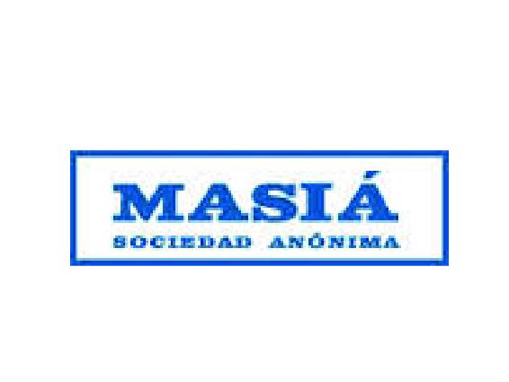 MASIÁ, S.A. DE VIDRIOS Y CRISTALES